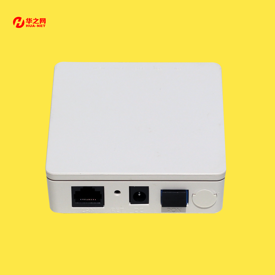 Huanet single port gpon onu SC/APC 1ge gpon ont with realtek chipset
