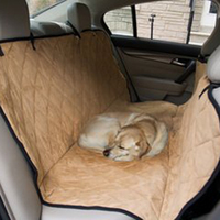 100% Polyester pet folding car seat cover