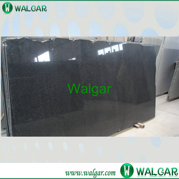 best quality competitive price black galaxy raw unpolished granite slabs