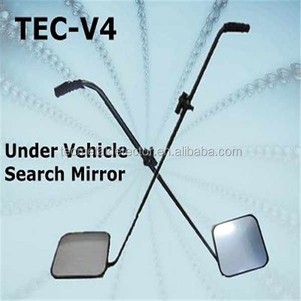 inspection mirrors with light,Hand Held Explosive Bomb Detector TEC-V4