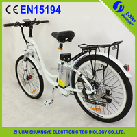 Shuangye factory new model electric bicycle china
