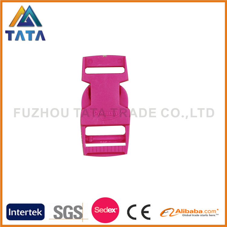 2015 Look Nice Colorful Plastic Snap Buckle