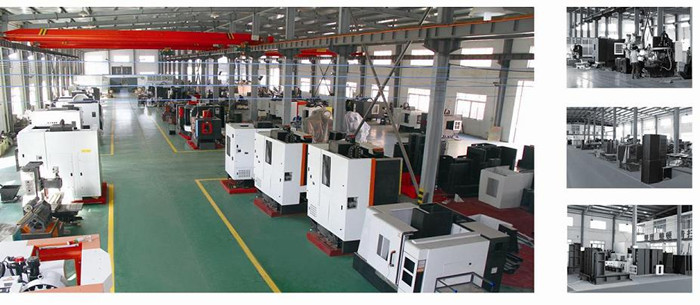 high speed high precision china cnc milling machine frame price