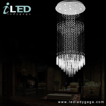 long lobby crystal hotel chandeliers for sale from china