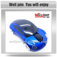 Car Shape Mouse, Wireless Car Shape Mouse