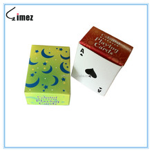 Paper game cards for kids,Mini poker playing cards