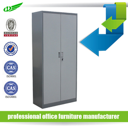 steel filing cabinet kd structure iron furniture cupboard for sale