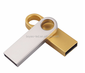2016 hot selling Key Ring Style USB Flash Memory Stick mini Metal Thumb USB2.0 Pen Drive 4GB 8GB 16GB 32GB
