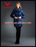 2013 Latest Real Fur Winter Fashion Women wholesale gothic punk clothing