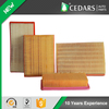 Reliable Wholesale Car Air Filter with Quality Filter Paper