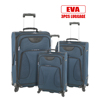 New luggage 3pcs set EVA lugage bag travel trolley luggage