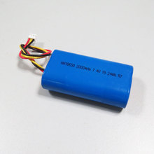 Shenzhen Li ion battery 18650 7.4v 2000mah