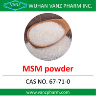 Vanz Pharm Supply 99% Pure MSM Powder for Supplements