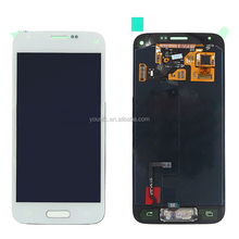 Replacement Original Mobile Phone Parts Full LCD Complete LCD Touch Screen Digitizer Assembly For Samsung Galaxy S5 mini G800