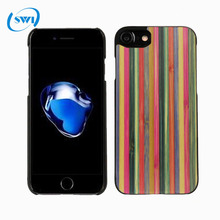 New product phone accessories mobile pc wood phone case for iphone 6, for iphone 6 case real wood bamboo