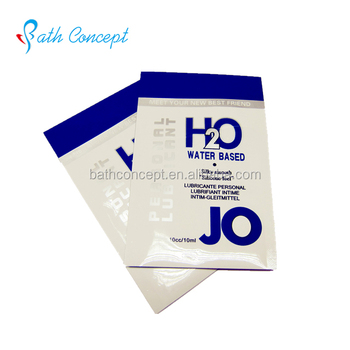 Water Based vaginal lubricant sex gel OEM