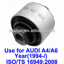Auto Lower Front Axle Rubber Mounting OEM 4D0407182E use for AUDI A4 A6 in high quality made in China