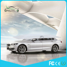 Melody Innovative Semi-auto Folding Car Parking Canopy Waterproof Outdoor Canopy Tent
