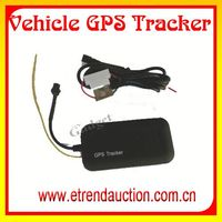 Mini Realtime GSM/GPRS/GPS Tracker With Car Remote Starter