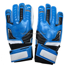 size 7/ 8/9/10 custom made american adult Latex professioanl soccer ball / football receiver goalkeeper gloves