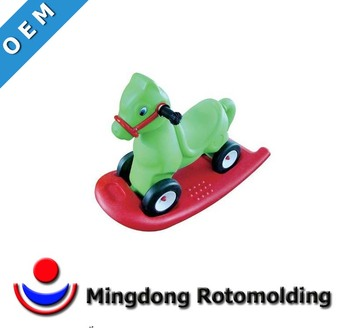Customize Lldpe Ride On Toy Rotomolding