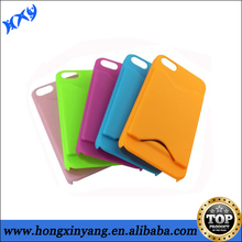 for iPhone 4/4s/5 hard plastic back card phone case