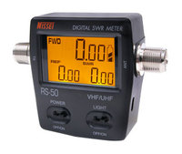 Compact Digital SWR/Watt Meter , RS-70