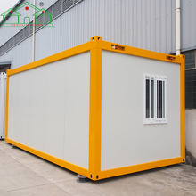 Factory price container module house 20ft leisure houses prefab flat pack