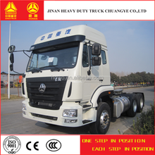 2016 the hot sell truck hohan 6*4 tractor truck head