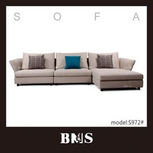 Furnitures of house Modern lifestyle Italy design smart sofa