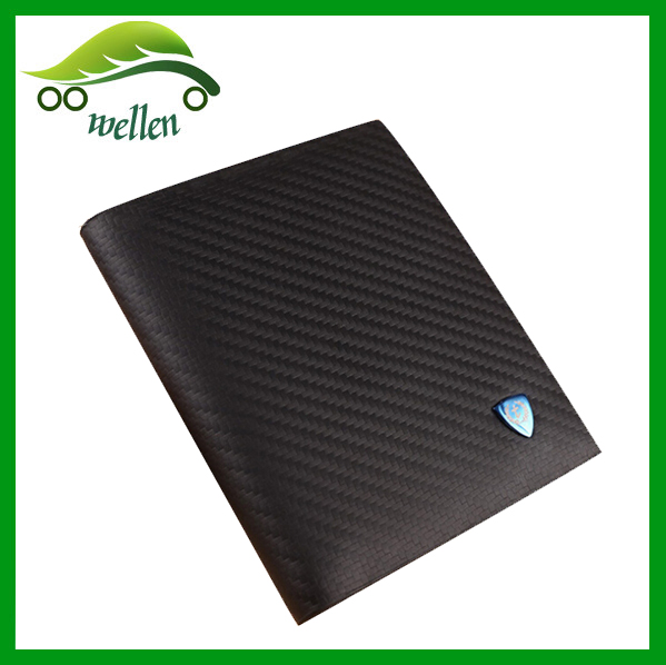 100% carbon fiber <strong>wallet</strong> for men