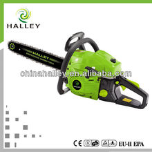 Gasoline hand tree cutter with chain saw spare part HLYD - 45A
