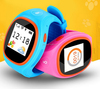 2016 Newest Water Resistant Colorful GPS LBS WIFI Bluetooth Real-time Tracking SOS Talking Watch