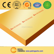 SUPERHOT XPS Low Moisture Absorption Insulation Foam Board for Cold Storage Facilities