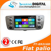 """FT-6921GD Car DVD Support TV/GPS/IPOD functions for Fiat palio grand siena 2012-2013 """