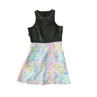 New product hot style model dresses for girls