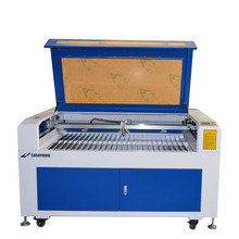 China Co2 laser cutting machine for balsa wood
