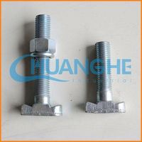 Professional fastener coal mine roof bolt made in China