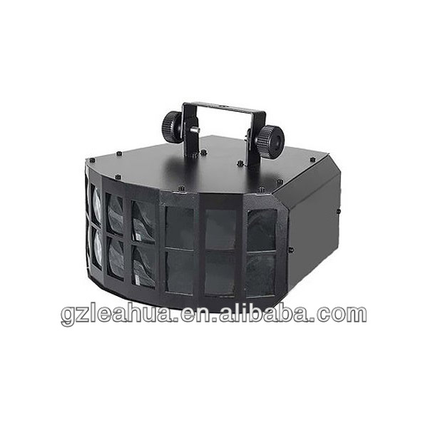 RGBW led stage light LED double butterfly light