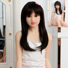 Cheap 130cm Full Silicone Sexy Girl Love Dolls Lifelike Real Sex Doll For Men