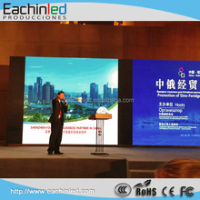 Product launches led indoor display board/Government events LED display