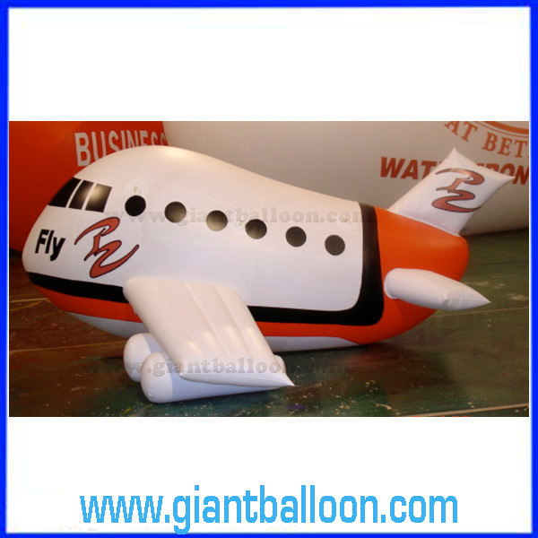 Inflatable Advertising Airplane