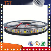 Wholesale high brightness Waterproof 24 volt smd 5050 multi color changing rgb led flexible strip light Supplier price 24V ip67
