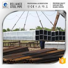 galvanized perforated square tube q345