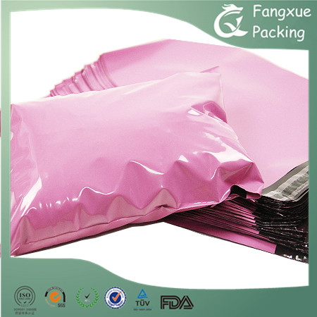 LDPE mail bag mailer plastic bag for clothes packing