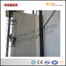 Prefabricated Ice Cream Cold Storage Room Or Rooms For Meat