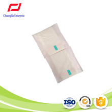 Double wings extra long female sanitary pad