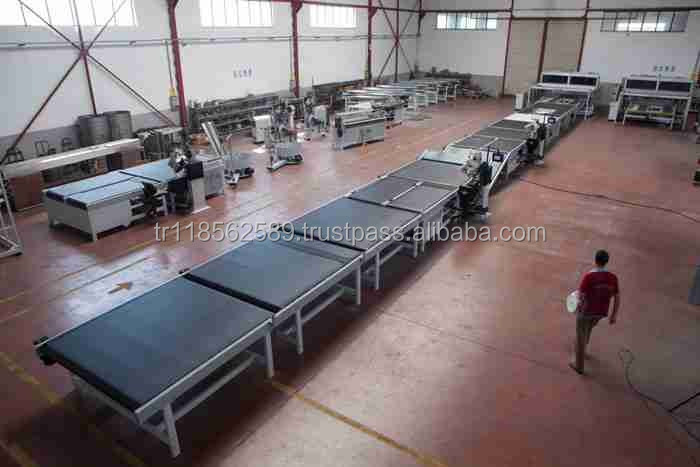 MMS-210 A Transporting Conveyor with Antistatic Belt