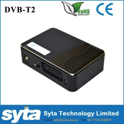 mini Home hd dvb t2 receiver with scart port jack for serbia uganda ghana