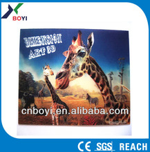 Best sales 3D lenticular picture of animal